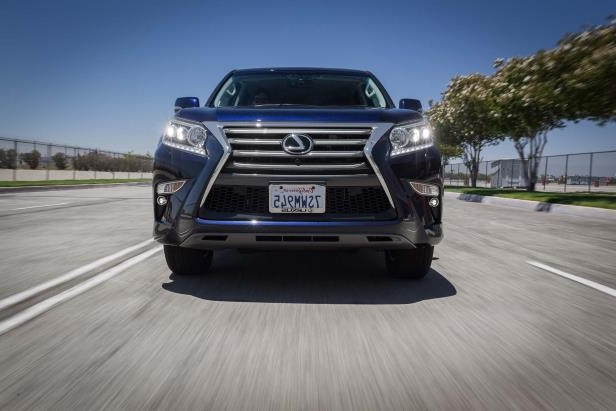 Reviews: 2017 Lexus GX 460 First Test: Posh (and Aging) Off