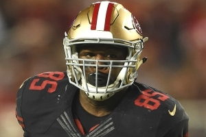 Carlos Hyde isn't interested in talking extension until 49ers win