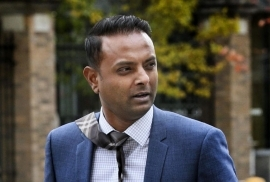 Dr. Suganthan Kayilasanathan is accused of writing two doctor's notes in 2010 to help a patient avoid taking exams, and of having sex with the patient at a Mississauga hotel.: Dr. Suganthan Kayilasanathan is accused of writing two doctor&rsquo;s notes in 2010 to help a patient avoid taking exams, and of having sex with the patient at a Mississauga hotel.<br />