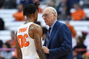 Jim Boeheim to face son Jimmy in home opener vs Cornell