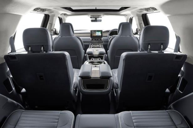 Slide 35 of 84: 2018-Lincoln-Navigator-rear-interior-view.jpg