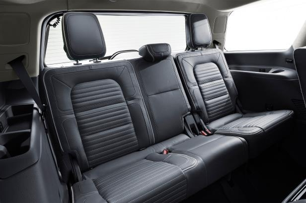 Slide 42 of 84: 2018-Lincoln-Navigator-rear-interior-seats.jpg