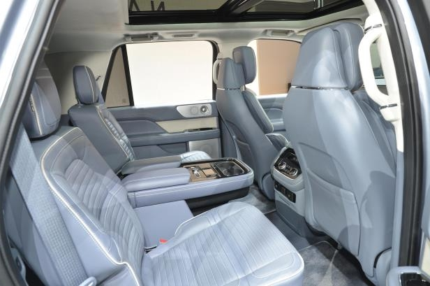 Slide 54 of 84: 2018-Lincoln-Navigator-rear-seat.jpg
