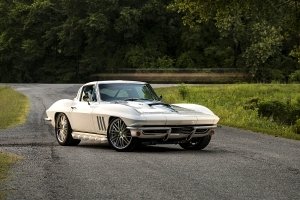 1965 Corvette Coupe Goes From to 250hp/Powerglide to 757hp Rat