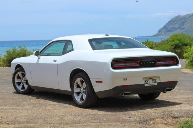 One Week With: A Rental-Spec Dodge Challenger