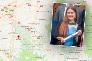 Search for young Irish woman missing in France