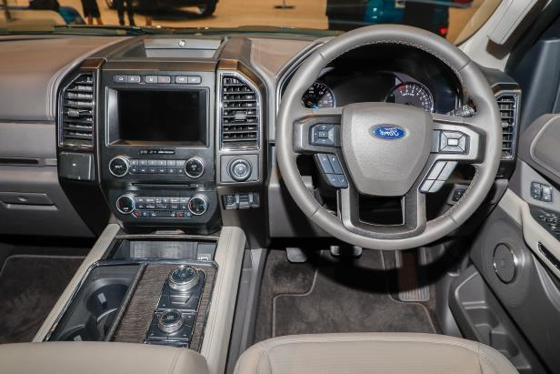 Slide 59 of 61: 2018-Ford-Expedition-Limited-cockpit.jpg