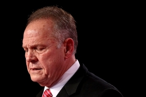 Two GOP senators withdraw Roy Moore endorsements after sexual misconduct allegations