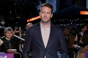 Armie Hammer's emotional journey on Call Me By Your Name