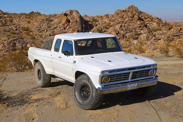 Classics: 1974 Ford F-100: The Family Truckster - PressFrom - US
