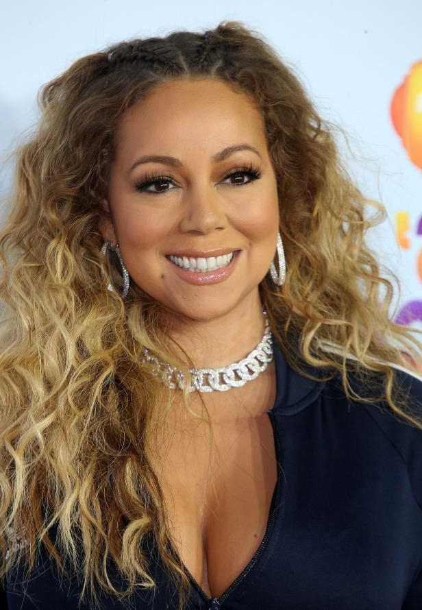 Folie 17 von 20: Mariah Carey bei den Kids' Choice Awards 2017