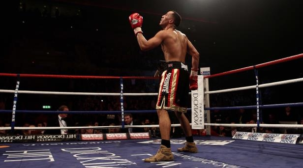 James Degale will return to the ring in December: Boxing - The Return of the Magnificent Seven - Liverpool's Echo Arena