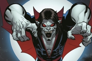 Sony Developing Movie on Spider-Man Enemy Morbius, The Living Vampire
