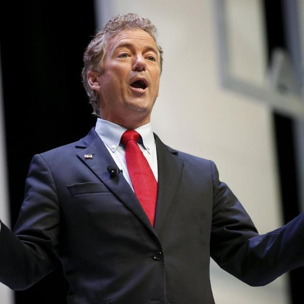 U.S. Republican presidential candidate and Senator Rand Paul speaks during the Heritage Action for America presidential candidate forum in Greenville, South Carolina on September 18, 2015.: 2015-09-18t235836z717037089gf10000211954rtrmadp3-usa-election-paul.jpg