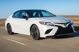 2018 Toyota Camry First Test Review: Big Improvement but is it Enough?