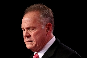 RNC cuts fundraising ties with Roy Moore
