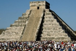 Secret Passageway Discovered Underneath Mayan Snake God Temple