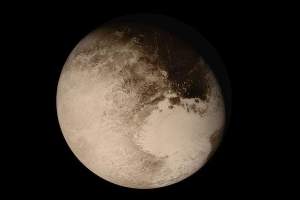 Pluto is way cooler than it should be, and now we might know why