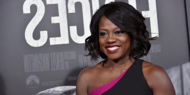 Viola Davis Encourages Her Daughter To Wear Her Hair Natural When Playing Dress Up