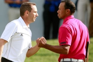 Sergio Garcia has no idea what to expect from Tiger Woods' comeback