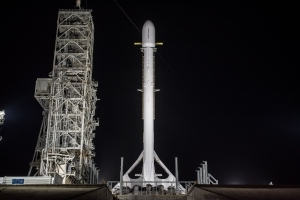 SpaceX's mysterious Zuma mission won't launch tonight
