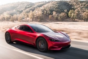 Tesla's new second-generation Roadster is the fastest production car ever made
