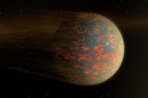 Bizarre Lava-Covered Planet's Air Could Support Life