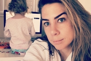 Kate Ritchie celebrates daughter Mae on social media