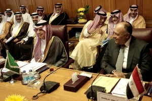 Saudi wants resolute anti-Iran stand from Arab League
