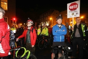 Hundreds of cyclists march on Dail calling for 'end to war' with drivers