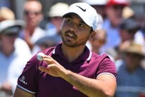 Australian Open golf 2017: Jason Day stalking leaders after brilliant first round