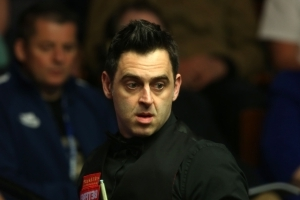 Ronnie O'Sullivan knocked out of Northern Ireland Open by Elliot Slessor