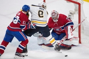 Price earns shutout as Habs snap losing streak