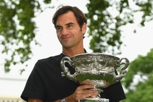 Roger Federer backed over Rafael Nadal as the favourite for the 2018 Australian Open