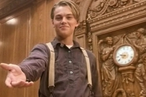 "You probably missed this historically accurate detail at end of ""Titanic"""