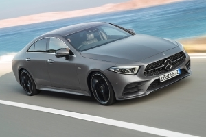 2019 Mercedes-Benz CLS First Look: Now a Five-Seater