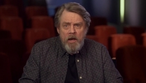 a man looking at the camera: Mark Hamill Reveals A Major 'The Empire Strikes Back' Disagreement