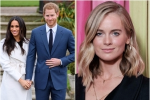 Prince Harry's ex Cressida Bonas posts cryptic message hours after engagement announcement
