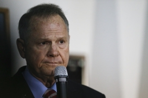 Report: Trump Considers Boosting Roy Moore From Afar