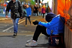 Two men sleeping rough in the capital die within 48 hours