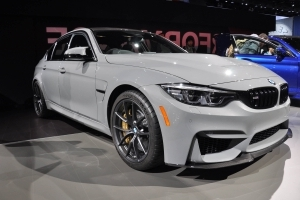 BMW unleashes M3's inner speed freak with CS edition