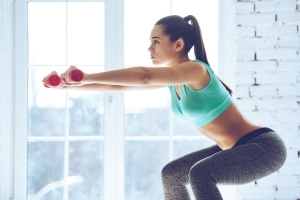 Health: I Did 100 Squats Every Day For 2 Weeks - Here's What