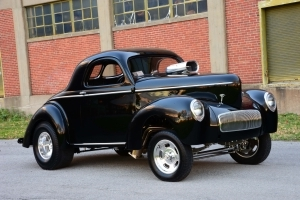 1942 Willys Packs a Punch with a 398ci Hemi V-8