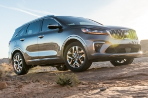 2019 Kia Sorento First Look: Fresher and Safer