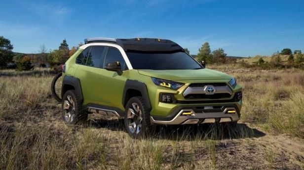 FT-AC: Future Toyota Adventure Concept