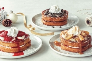 IHOP's New Holiday French Toast Sounds Unbelievable