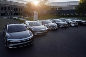 Lucid Motors outgrows old HQ, moves to new facility
