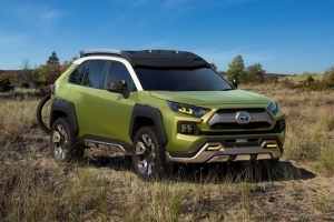 Toyota Looks For Future Adventures With FT-AC Concept