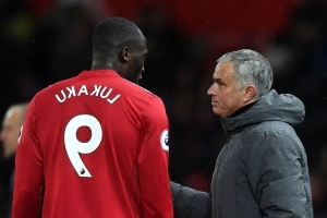Jose unfazed by Lukaku drought