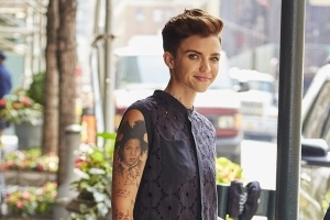 Ruby Rose veut un duo avec Taylor Swift